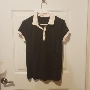Nike golf drifit small black top